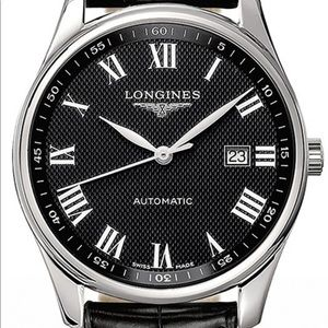 Longines Accessories - Longines Master Collection Watch. L2.893.4.51.7 1cac87db87